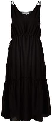 Apiece Apart Daphne tiered cotton dress