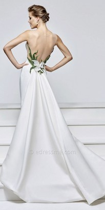 Tarik Ediz Penny Evening Dress $862 thestylecure.com