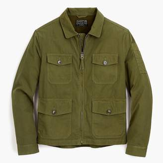 J.Crew Four-pocket utility jacket