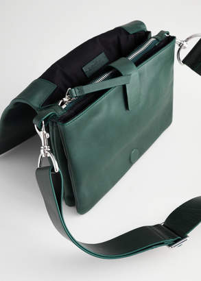 Short Utility Crossbody Bag