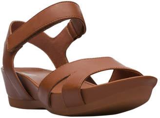 Camper Micro Wedge Heel Sandal