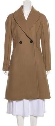 Aquilano Rimondi Aquilano.Rimondi Wool Knee-Length Coat