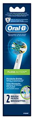 Oral-B Floss Action Electric Toothbrush Replacement Brush Heads Refill