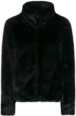 Save The Duck FURY9 reversible faux-fur jacket