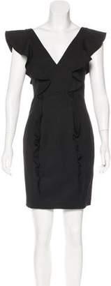The Kooples Wool Mini Dress
