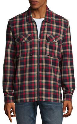 UNIONBAY Long Sleeve Flannel Shirt