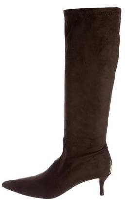 Donald J Pliner Suede Knee-High Boots