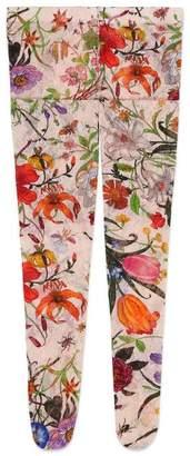 Gucci Flora lace tights