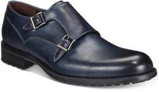 Massimo Emporio Men's Double-Buckle Dress Shoes, Created for Macy's Men's Shoes