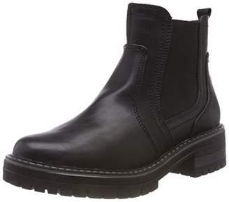 Jana Women's 8-8-25313-21 Chelsea Boots, (Black 001)