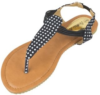 Victoria K Fashion Sandals