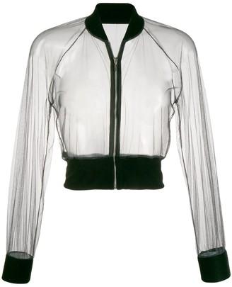 I.D. Sarrieri Nocturnelle bomber jacket