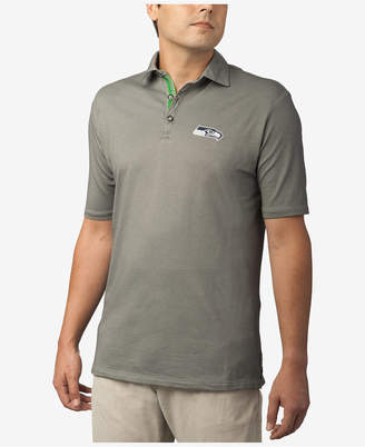 Tommy Bahama Men's Seattle Seahawks Double Eagle Spectator Polo