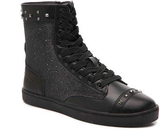 Pastry Military Glitz High-Top Sneaker - Women's