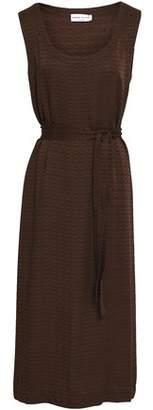 Sonia Rykiel Jacquard Midi Dress