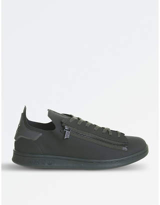 adidas Y3 Stan Zip leather trainers