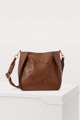 Stella McCartney Logo strap crossbody bag
