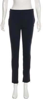 Valentino Mid-Rise Skinny Pants