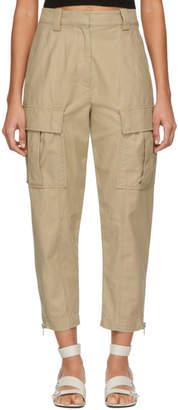 3.1 Phillip Lim Khaki Utility Cargo Trousers