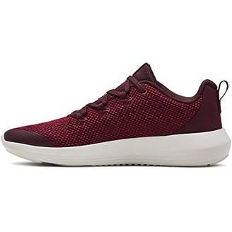Under Armour Boys' Grade School Ripple NM Running Shoes, Red (Dark Maroon/Onyx White/Black 500), 3 (3 EU)