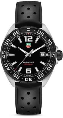 Tag Heuer Quartz Formula 1 Watch, 41mm