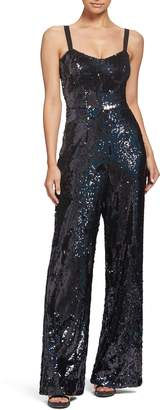Dress the Population Victoria Sequin Jumpsuit