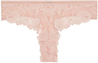 Sam Edelman Lace Thong