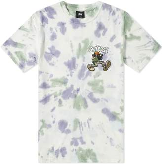Stussy Mr. Natty Tie Dye Tee