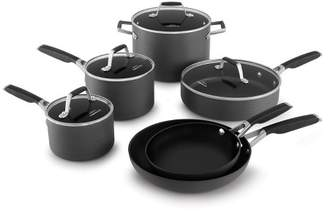Calphalon Select by 10pc Hard-Anodized Non-Stick Cookware Set