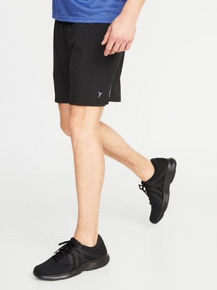 Old Navy Quick-Drying 4-Way-Stretch Run Shorts for Men - 7-inch inseam