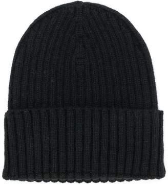 Dell'oglio ribbed knit beanie