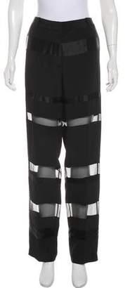 3.1 Phillip Lim High-Rise Silk Pants