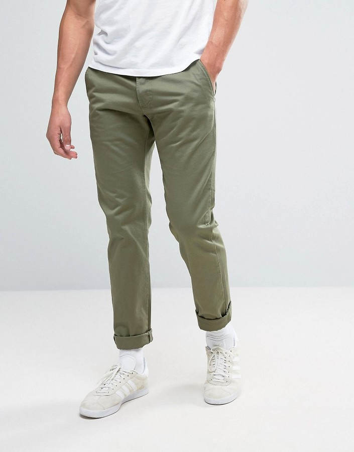 Edwin Edwin 55 Chino Military Green