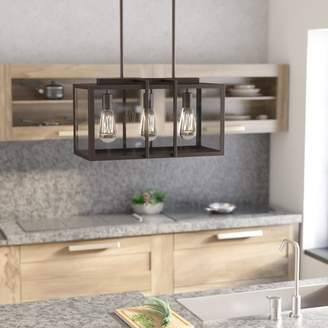 Trent Austin Design 3-Light Kitchen Island Pendant