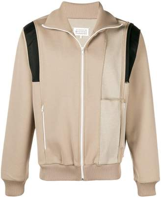 Maison Margiela front zip retro jacket