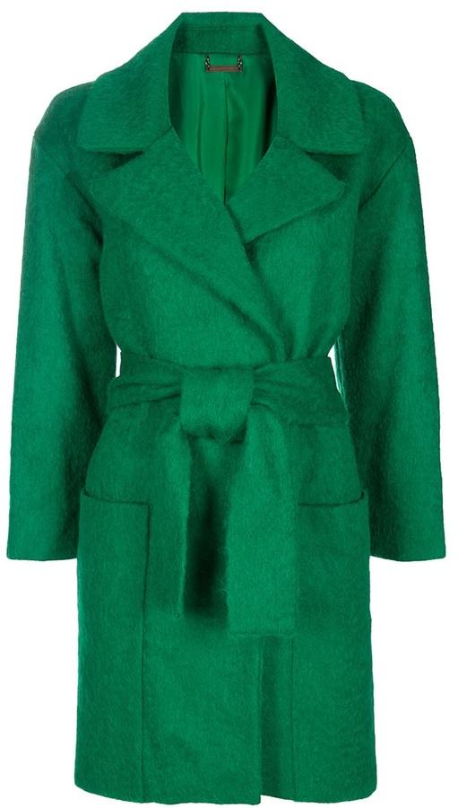 Diane Von Furstenberg 'Harrington' coat