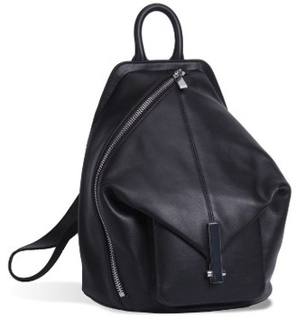 Kendall + Kylie Koenji Leather Backpack - Black $295 thestylecure.com