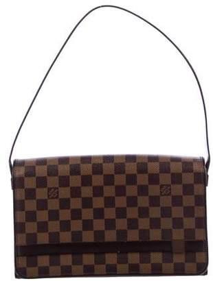 Louis Vuitton Damier Ebene Tribeca Long Bag