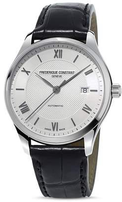 Frederique Constant Classics Index Automatic Watch, 40mm
