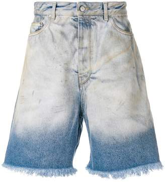Golden Goose classic denim shorts