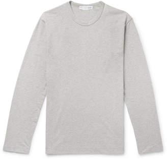 Comme des Garcons Mélange Cotton-Jersey T-Shirt