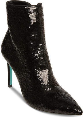 Betsey Johnson Blue by Jey Dress Boots Women Shoes