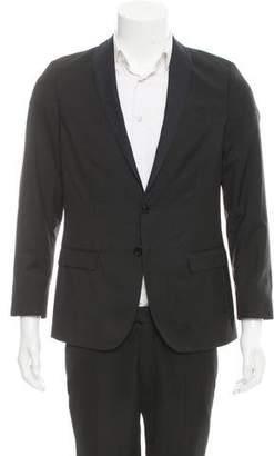 Paul Smith Wool Two-Button Blazer