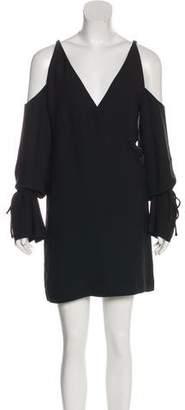 IRO Cutout Shoulder Mini Dress w/ Tags