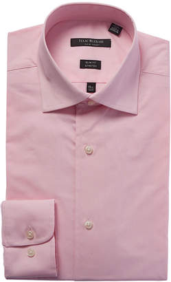 Isaac Mizrahi Slim-Fit Dress Shirt