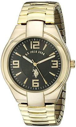 U.S. Polo Assn. Classic Men's USC80017 Round Analogue Dial Expansion Watch