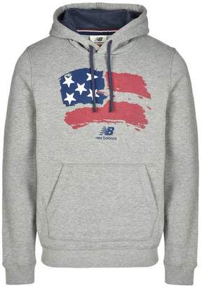 at yoox.com New Balance NB FLAG HOOD SWEAT FLEECE Sweatshirt