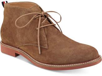 Tommy Hilfiger Men's Gervis Chukka Boots Men's Shoes
