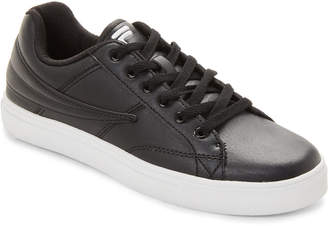 Fila Black & White Smokescreen Low-Top Sneakers