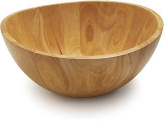 Sur La Table Rubber Wood Serving Bowl